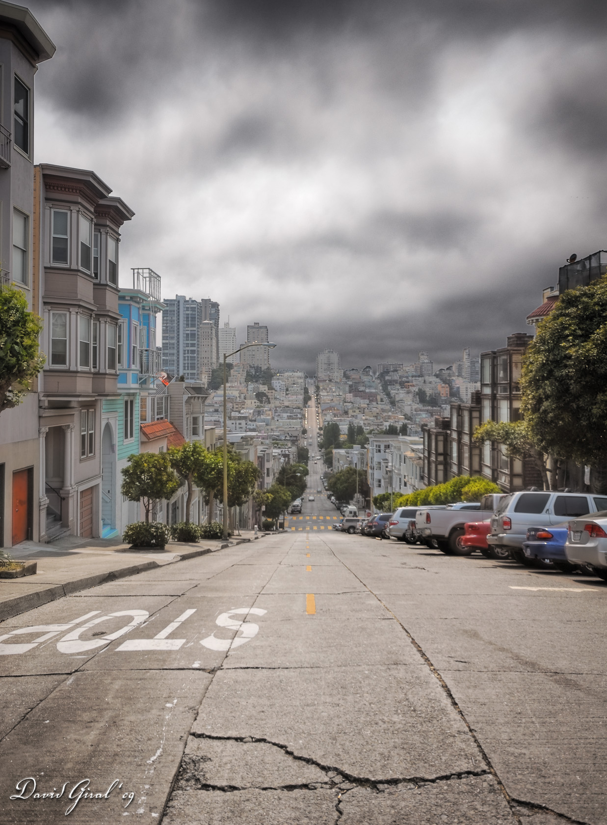 Landscape photography top 10 photos of 2009 david giral for San francisco landscape