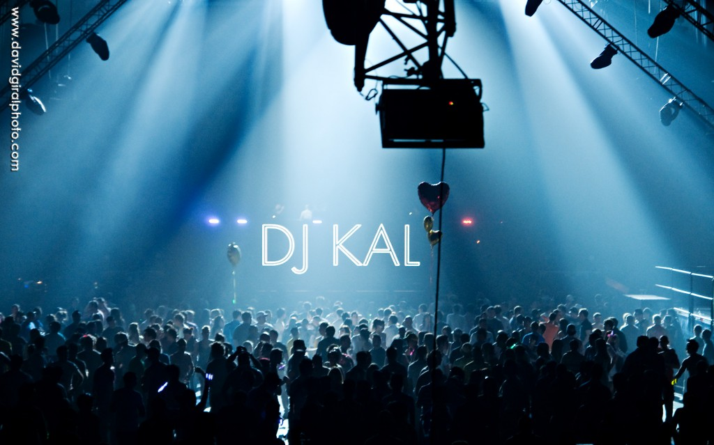 Dj Kal - Resolution 2010 - Montreal, Canada - All Rights Reserved David Giral