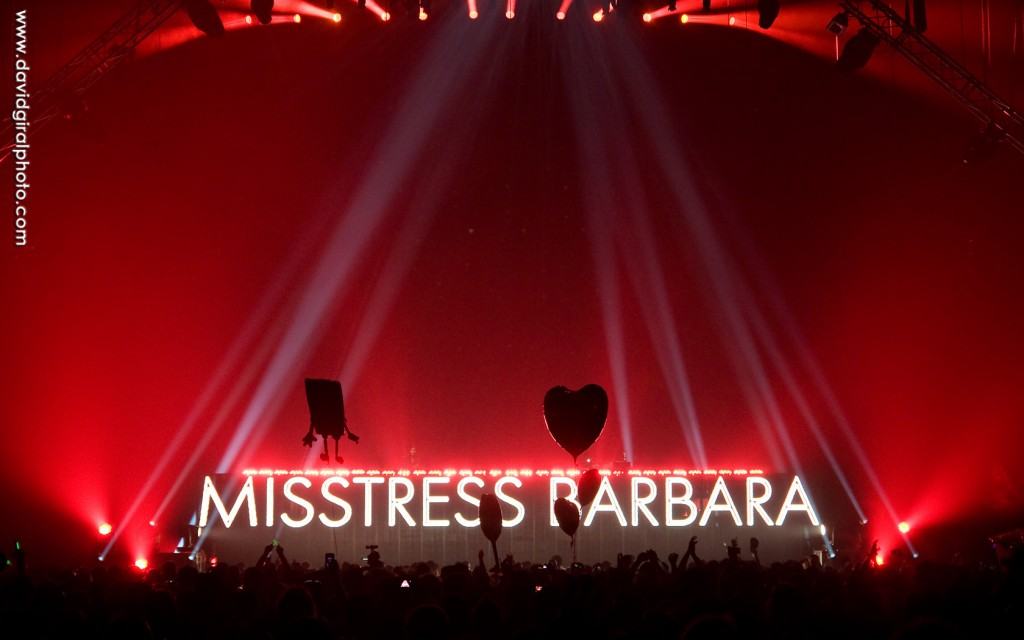 Misstress Barbara - Resolution 2010 - Montreal, Canada - All Rights Reserved David Giral