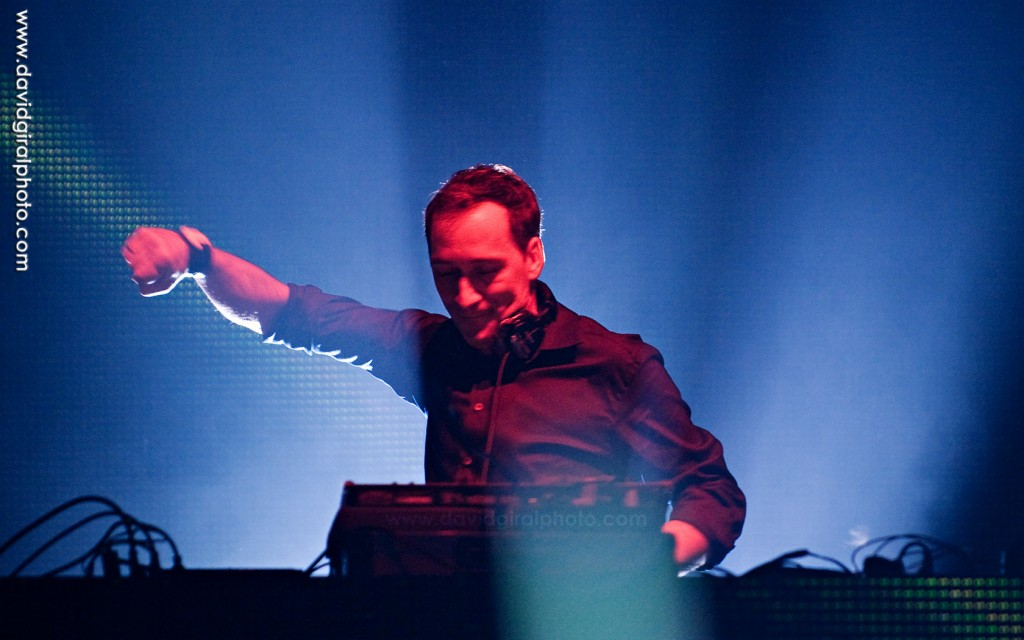 Paul Van Dyk, by David Giral