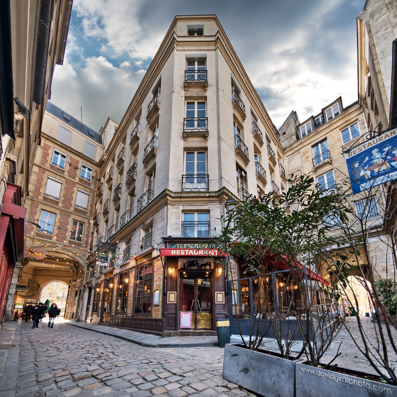 Exploring Paris Cours Du Commerce Saint Andr Saint