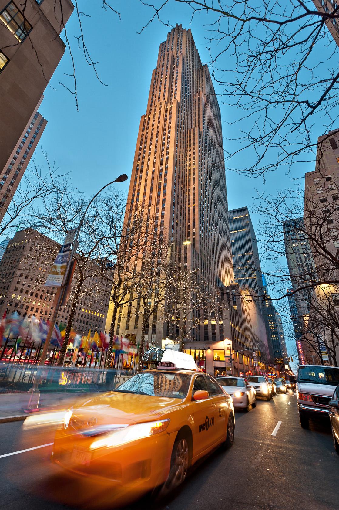 Rockefeller Center  Top Of The Rock Magic  Photos    Places   Boomsbeat