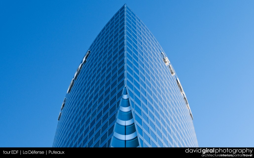 Weekly Facebook Cover Photo: Tour EDF, La Dfense, Paris
