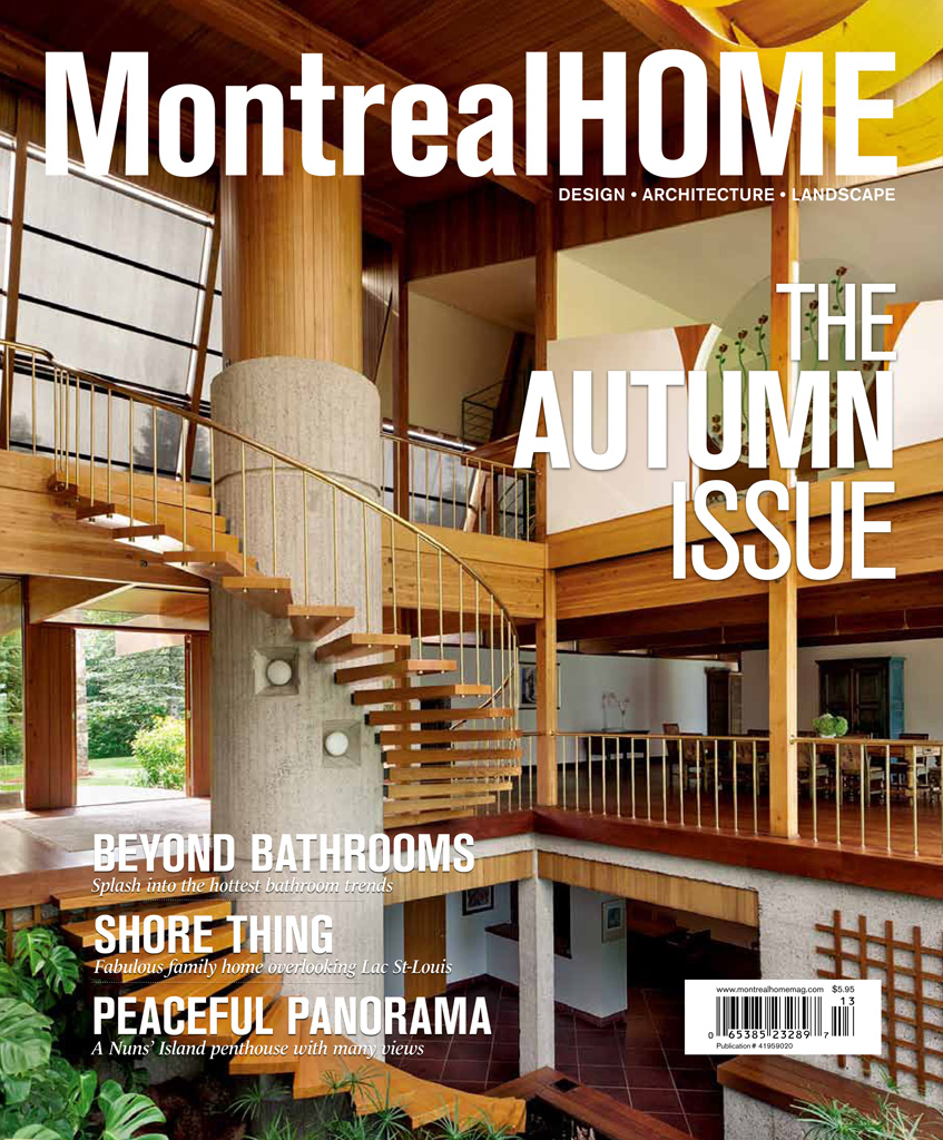 Just Off the Press: A first cover for Montreal Home Magazine &#8230; and simple steps to getting your pictures ready for press!