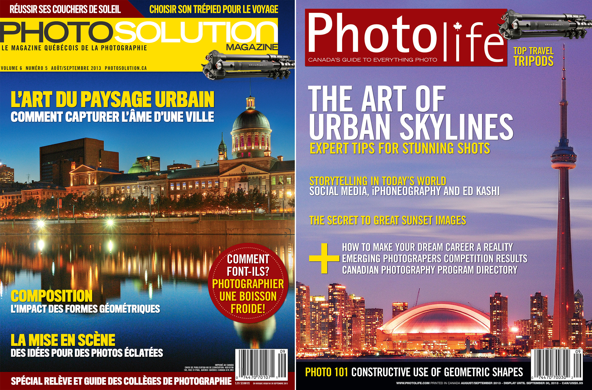 Covers PhotoLife and PhotoSolution - 2013/09
