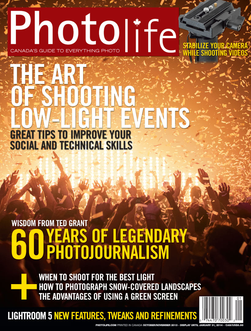 Cover PhotoLife Dec/Jan 2014