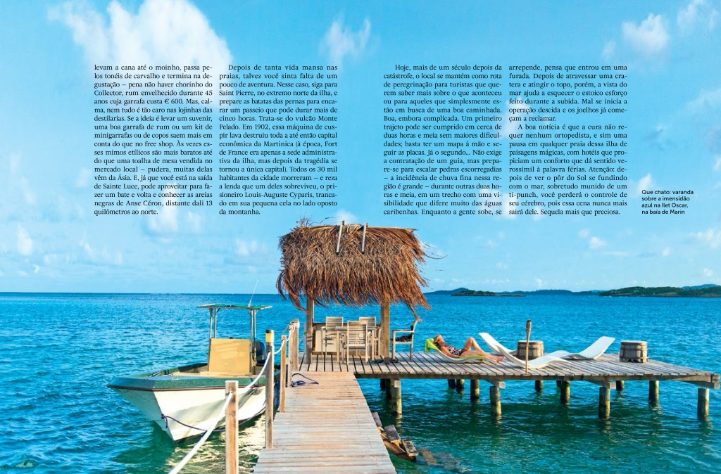 Viagem e Turismo - Martinique - November 2013