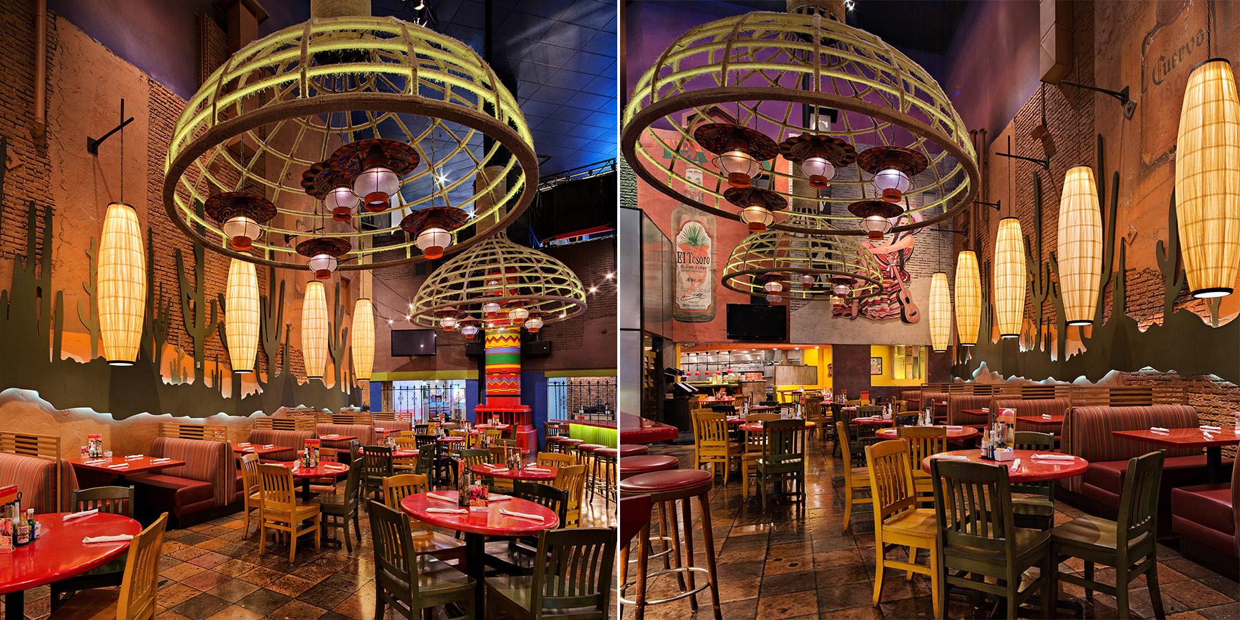 Commercial Interiors Photography Restaurant Ark Las Vegas 07