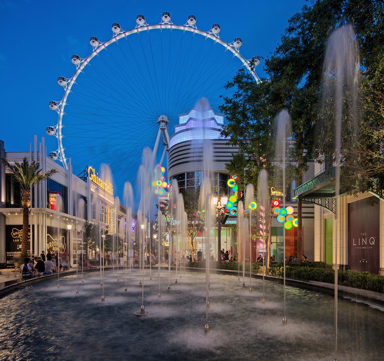 High Roller Linq Vegas
