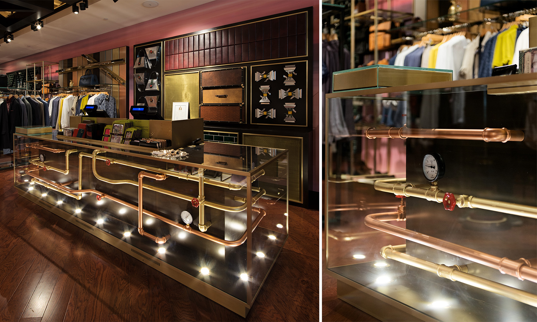 On Assignment Retail Interior Photography Ted Baker