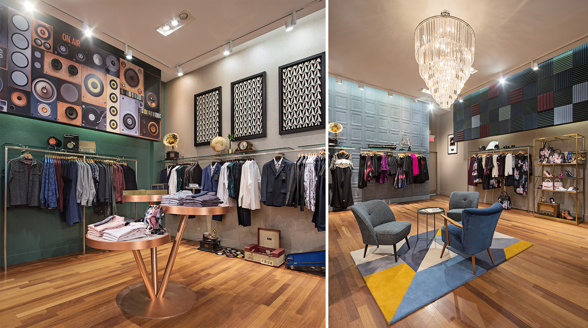0aaab720e22ef On assignment  Retail Interior Photography – Ted Baker Store in ...