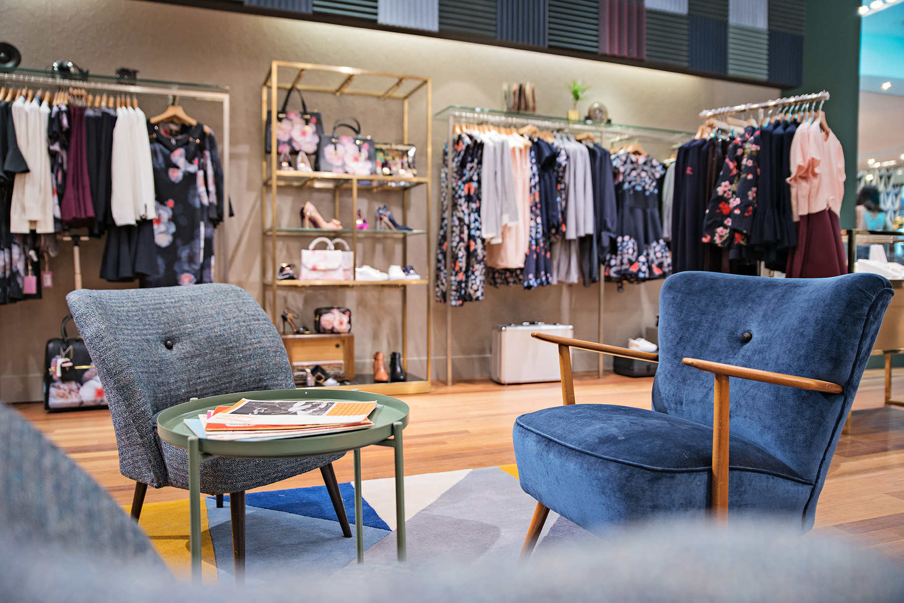 Charming On Assignment: Retail Interior Photography U2013 Ted Baker Store In Carrefour  Laval U2013 Montreal