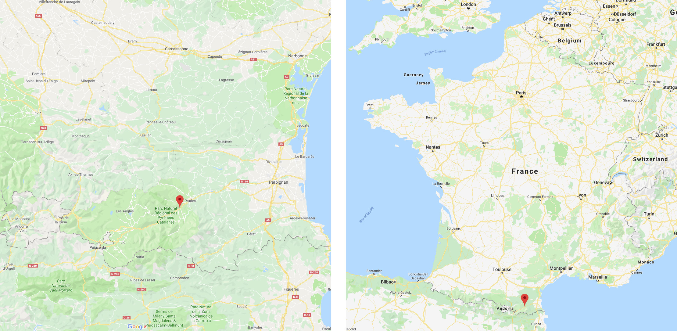 Exploring Catalunya A Day In Villefranche De Conflent Unesco